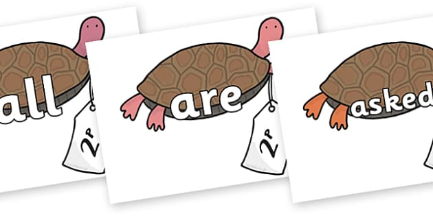 Tricky Words on Terrapin to Support Teaching on The Great Pet Sale - Tricky words, DfES Letters and Sounds, Letters and sounds, display, words