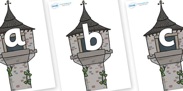Phoneme Set on Towers - Phoneme set, phonemes, phoneme, Letters and Sounds, DfES, display, Phase 1, Phase 2, Phase 3, Phase 5, Foundation, Literacy