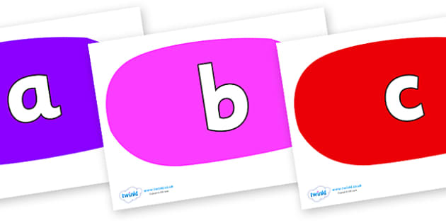 Phoneme Set on Speech Bubbles (Multicolour) - Phoneme set, phonemes, phoneme, Letters and Sounds, DfES, display, Phase 1, Phase 2, Phase 3, Phase 5, Foundation, Literacy