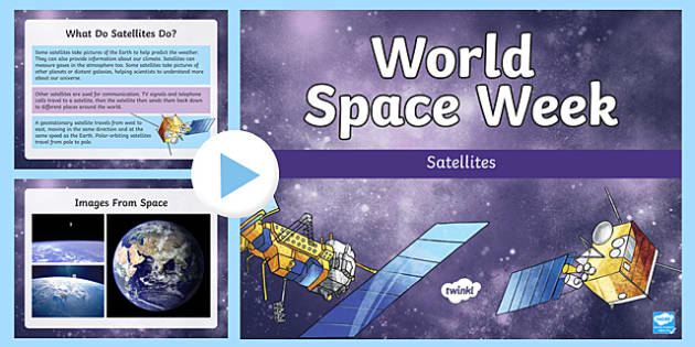 Satellites PowerPoint