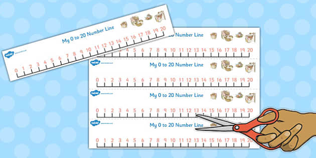 The Tale of Mrs Tiggy Winkle Number Lines 0-20 - mrs tiggy winkle