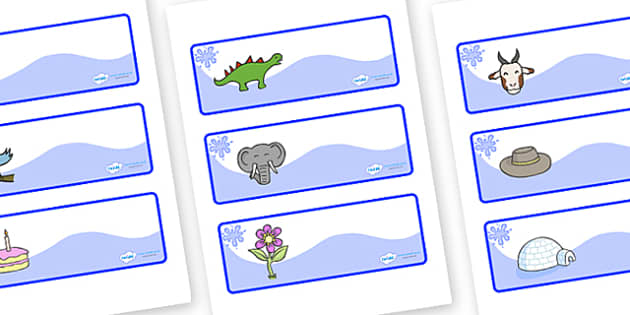 Blue Themed Editable Drawer-Peg-Name Labels - Themed Classroom Label Templates, Resource Labels, Name Labels, Editable Labels, Drawer Labels, Coat Peg Labels, Peg Label, KS1 Labels, Foundation Labels, Foundation Stage Labels, Teaching Labels