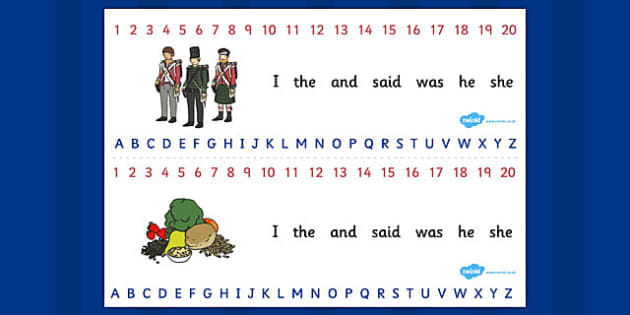 Stone Soup Combined Number and Alphabet Strips - stone soup