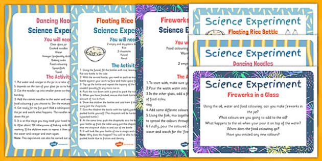 EYFS Chinese New Year Themed Science Experiments Resource Pack - experiment, early years, understanding the world
