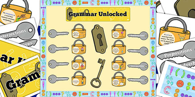Ready Made Grammar Unlocked Display Pack - ready made, grammar