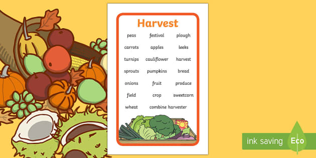 IKEA Tolsby Harvest Words Prompt Frame