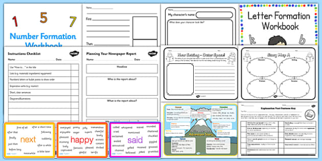 KS3 Literacy Writing Catch Up Resource Pack - literacy, writing