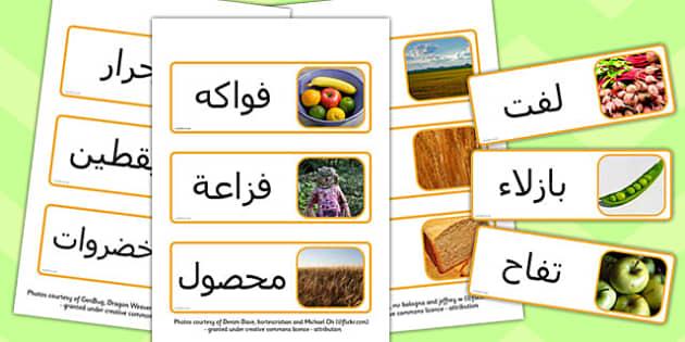 كلمات عن موضوع الحصاد - الحصاد، موسم الحصاد، موارد تعليمية