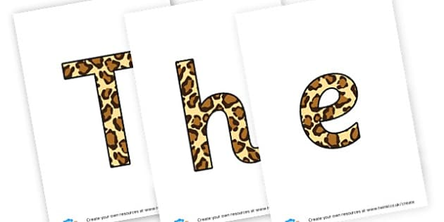 Zoo lettering - display lettering - The Zoo Primary Resources, zoo animals, zoo ticket, living things