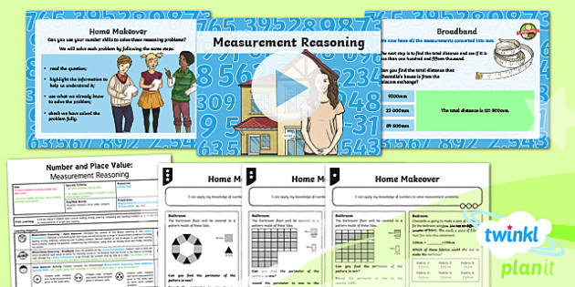 PlanIt Y6 Number and Place Value Lesson Pack - Number, Place Value, reasoning, compare, order, greater than, less than, round, measurement, convert