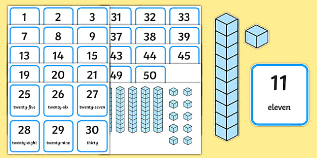 Place Value Dienes Activity