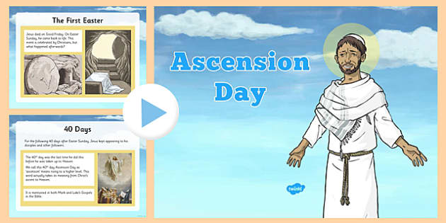 Ascension Day PowerPoint