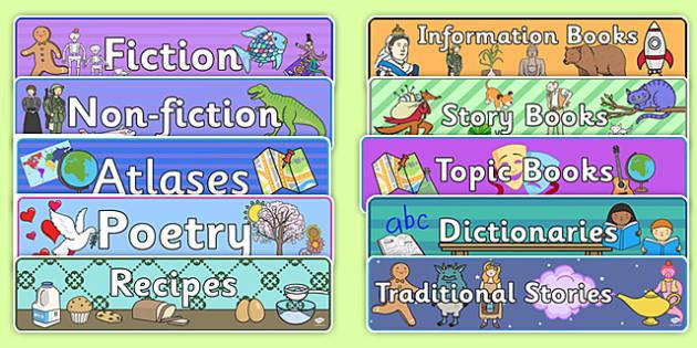 Books Display Banner Pack - books, display banner, display, banner, pack