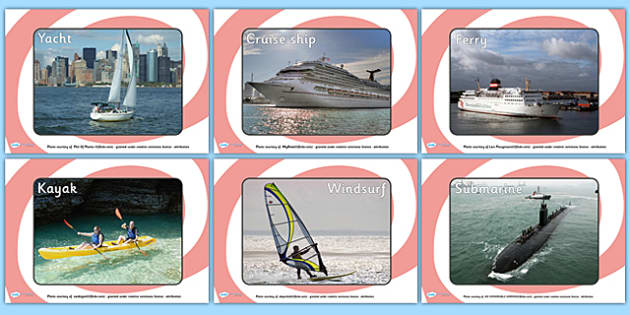 Sea Boats Transport Display Photos - display, photos, photo, set of photos, transport, sea, boats, transport display photos, sea display photos, sea transport photos, photos for display, classroom display