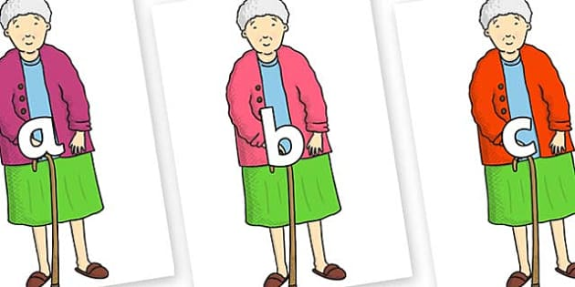 Phase 2 Phonemes on Harry's Nan to Support Teaching on Harry and the Bucketful of Dinosaurs - Phonemes, phoneme, Phase 2, Phase two, Foundation, Literacy, Letters and Sounds, DfES, display