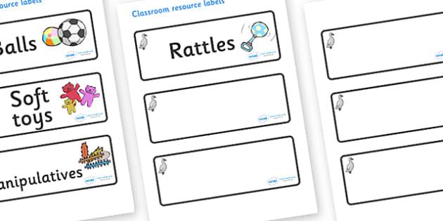 Cygnet Themed Editable Additional Resource Labels - Themed Label template, Resource Label, Name Labels, Editable Labels, Drawer Labels, KS1 Labels, Foundation Labels, Foundation Stage Labels, Teaching Labels, Resource Labels, Tray Labels, Printable l
