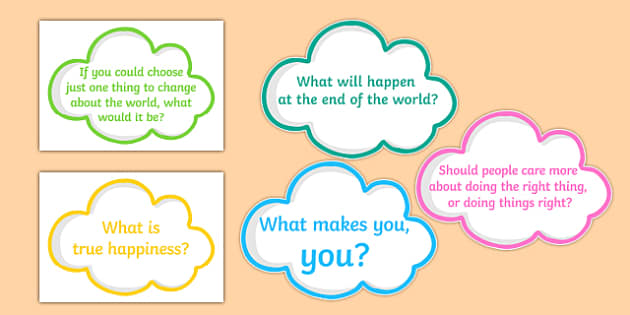 Philosophy Questions for Display - philosophy, questions, display