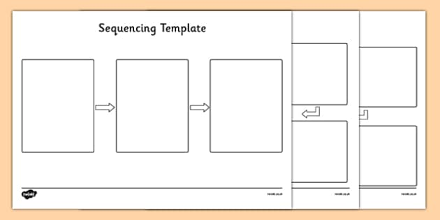 Sequencing Template - sequencing template, sequencing, template, sequence