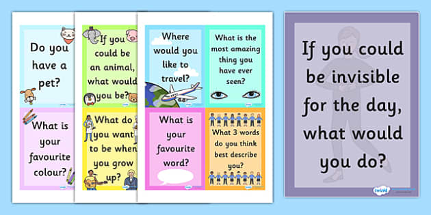 Spark A Conversation Prompt Cards - prompt cards, conversation prompt cards, how to start a conversation, prompt, cards, flashcards, discussion, questions, how to ask a question, prompts