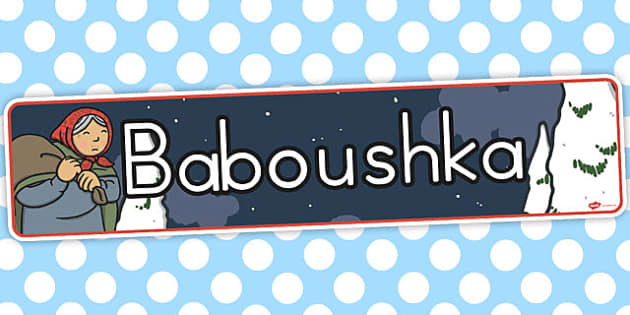 Babushka Baboushka Display Banner - australia, babushka, display