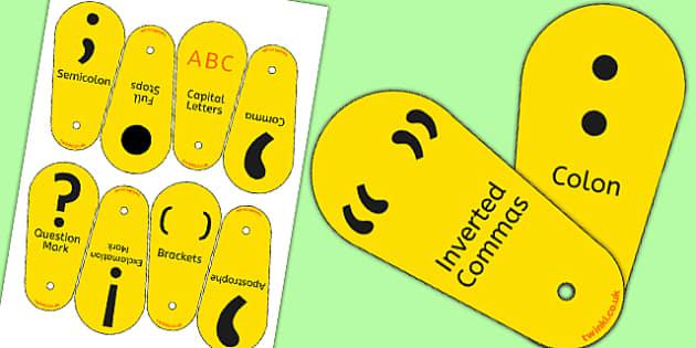 Punctuation Prompt Fans - punctuation, prompt, fans, prompt fans