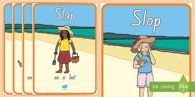 Sun Safety Display Posters