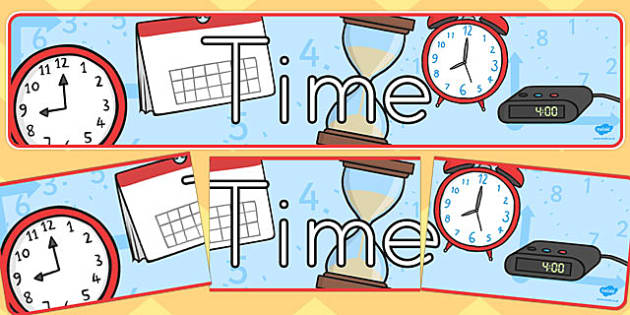 Time Display Banner - australia, time, display banner, display