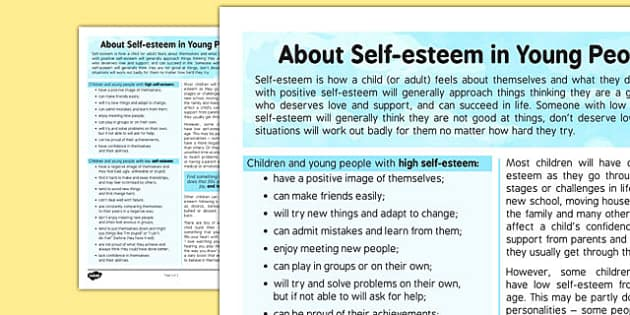 About Self Esteem - about self esteem, self, esteem, about, confidence