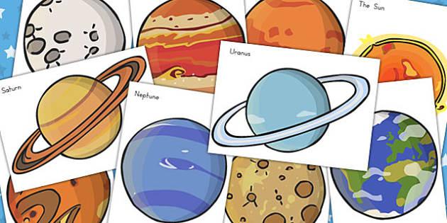 Editable Planets - edit, planet, space, visual, displays, display