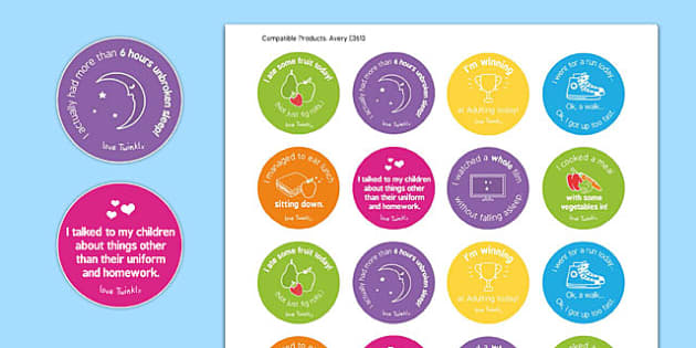 Adulting Stickers - award, sticker, adult, home, funny, joke, behaviour, grown up