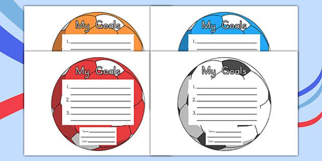 My Goals Pupil Target Footballs - goals, targets, footballs, ball