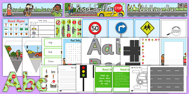 New Zealand Road Safety Resource Pack