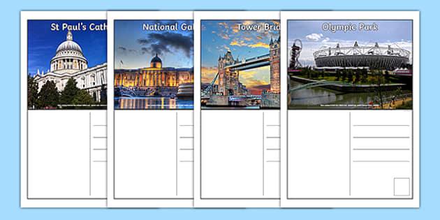 London Postcards - London, captial, postcards, cards, post, England, tourism, tourist, information, Big Ben, Parliament, Tower Bridge, sight seeing