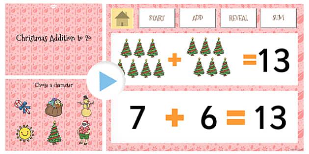 Christmas Addition to 20 PowerPoint - australia, christmas, 20