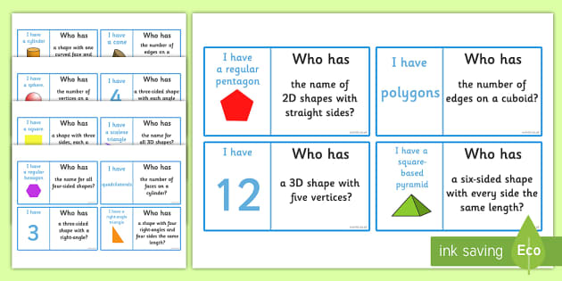 Shape Loop Cards - shape, shapes, different, triangle, rectangle, loop card, cards, flashcards, loop, image, maths, circle