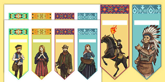 The Desperate Journey Bookmarks - Highland Clearances, scotland, history, travel, adventure, literature, text, Scottish, cfe, curriculum for excellence, bookmarks, reading