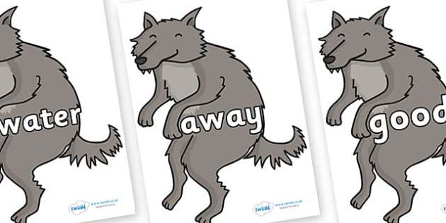 Next 200 Common Words on Wolf - Next 200 Common Words on  - DfES Letters and Sounds, Letters and Sounds, Letters and sounds words, Common words, 200 common words