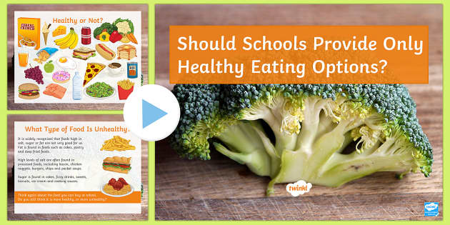 what should schools provide Nutritional breakfast in schools should schools provide a free nutritional breakfast and lunch when one thinks of school - subjects like math, art, lan.