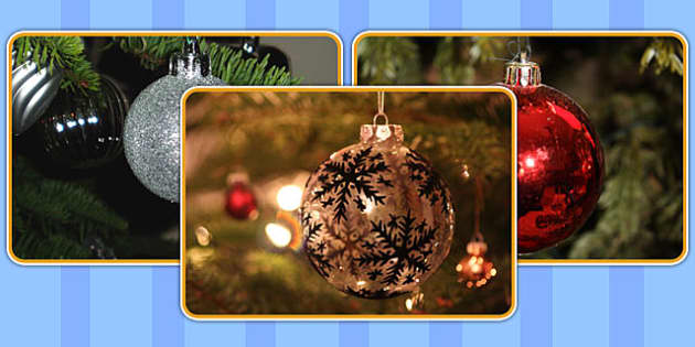 Christmas Bauble Display Photos - christmas, bauble, display