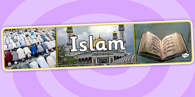 Islam Photo Display Banner - islam, photo display banner, photo banner, display banner, banner,  banner for display, display photo, display, photo, pictures