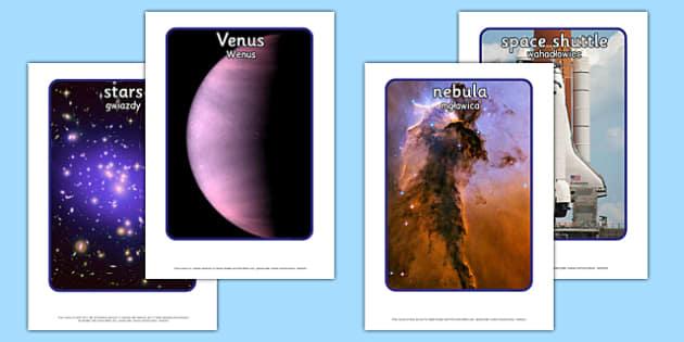 Space Display Photos Polish Translation - polish, space, display photos, display, photos, language