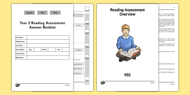 Year 3 Reading Assessment Term 1 - year 3, reading, assessment, read