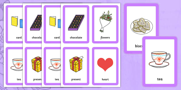 Mothers Day Pairs Matching Game - games, activity, activities