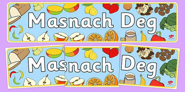 Baner Masnach Deg - welsh, cymraeg, baner, masnach, deg