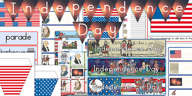 Independence Day Display Pack - usa, independence day