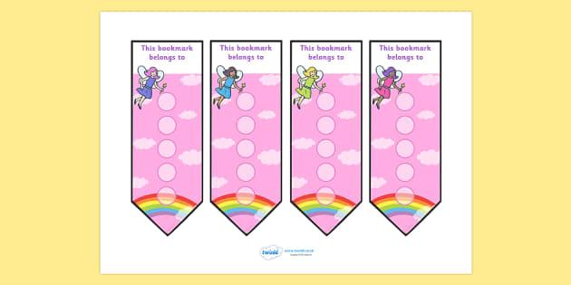 Fairy Sticker Reward Bookmarks (15mm) - Fairy Reward Bookmarks (15mm), Fairy, reward bookmarks, bookmarks, reward, 15mm, 15 mm, stickers, twinkl stickers, award, certificate, well done, behaviour management, behaviour, fairies, fantasy, wand, faerie,