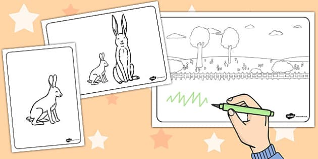 How Much Do I Love You Colouring Sheets - How, Much, Love, Colour
