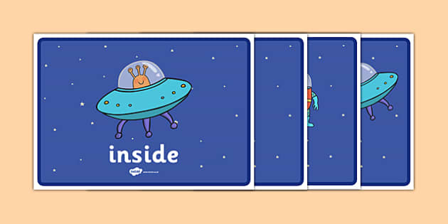 Alien Positional Language Display Posters - display, posters, A4 posters, alien, positional language, language, language display, positions, languages posters, positional language posters, alien posters, poster, classroom display posters