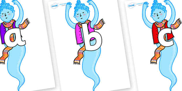 Phoneme Set on Genie of the Ring - Phoneme set, phonemes, phoneme, Letters and Sounds, DfES, display, Phase 1, Phase 2, Phase 3, Phase 5, Foundation, Literacy