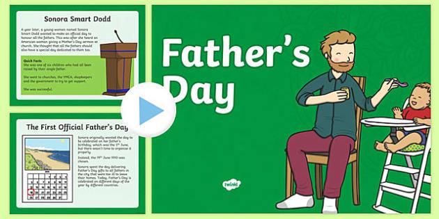 Australia Father's Day PowerPoint-Australia
